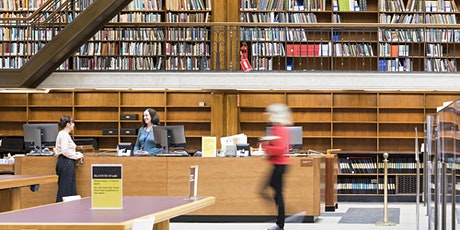 The State Library of NSW | Book a session at the Special Collections Area tickets