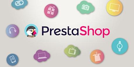 Curso Online de PrestaShop tickets