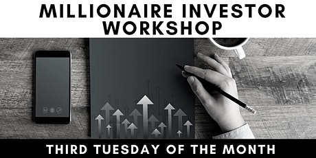 How to Build Wealth through Investing in Real Estate - FREE and ONLINE tickets
