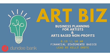 Financial Statement Basics with Kelly Grefe tickets