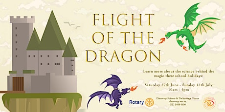 Fly into Discovery This School Holidays- Afternoon Session tickets