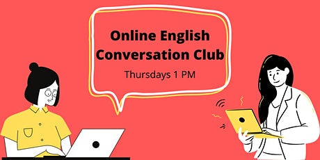 Online English Conversation Club tickets