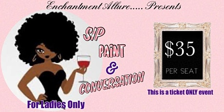 Sip Paint and Conversation tickets
