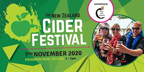 NZ Cider Festival 2020 tickets