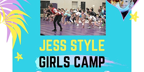 Jess Style Girls Wrestling Camp tickets