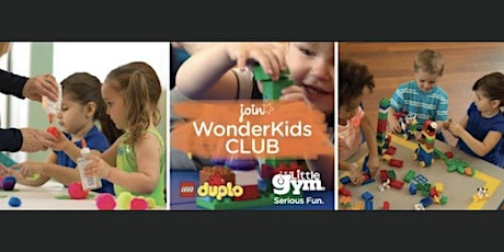 WonderKids Club- Individual Sessions tickets