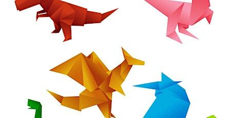 El curso se imparte de Lunes a Viernes :Origami - Papiroflexia para princip entradas