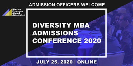 18th  Annual Diversity MBA Admissions Conference  - (School Registration) tickets