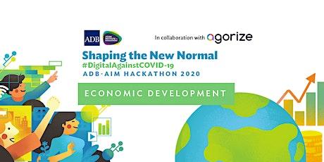 ADB-AIM Hackathon 2020: Shaping the New Normal tickets