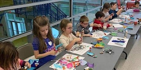Summer Kids Art Class tickets