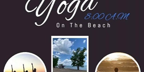 Yoga On The Beach tickets