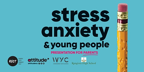 Stress, Anxiety & Young People tickets