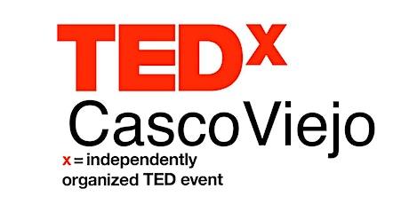 TEDxCascoViejo - Reinvención 2020 tickets