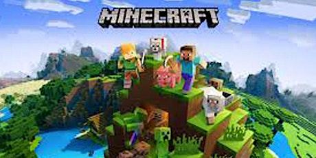 El curso se imparte de Lunes a Viernes: Diseños divertidos con Minecraft entradas