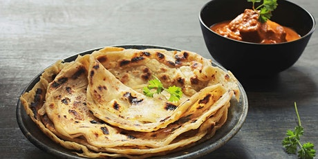 South Indian Bread Making, Curries and Accompaniments  tickets