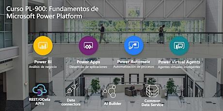 Curso PL-900: Microsoft Power Platform Fundamentals -Gratis entradas