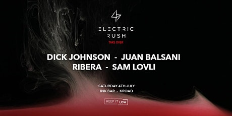 Electric Rush Take Over tickets