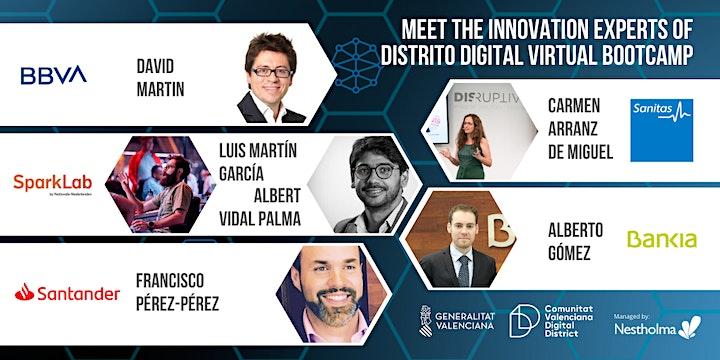 Distrito Digital Virtual Bootcamp  - Blockchain & Fintech Accelerator image