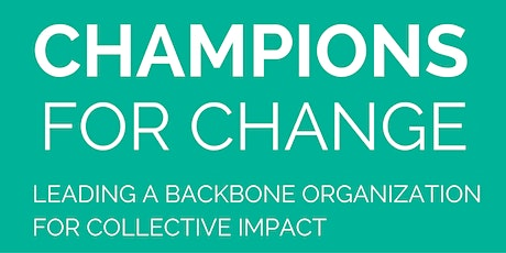 2020 Champions for Change tickets