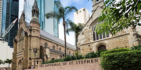 5:00pm SUNDAY MASS - CATHEDRAL OF ST STEPHEN tickets