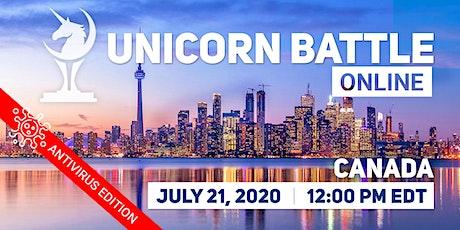 Online Unicorn Battle in Canada tickets