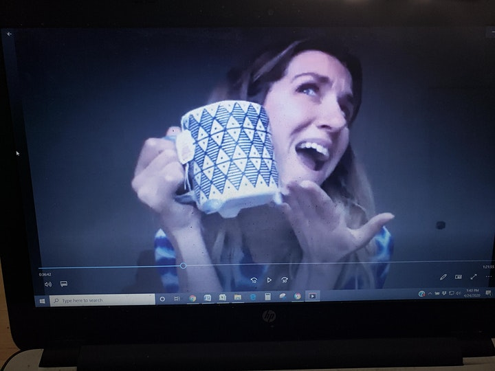 VIRTUAL COMEDY IMPROV COURSE  - SCENE WORK & CHARACTER DEVELOPMENT image