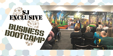 SJ Exclusive Business Bootcamp tickets