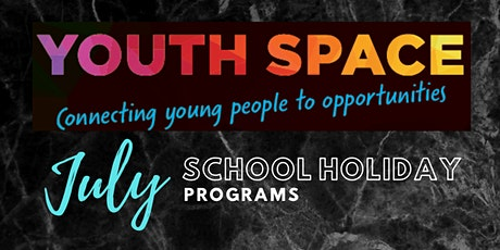 Gawler Youth - July 2020 School Holiday Programming tickets