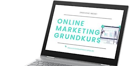 2-tägige Online-Marketing-Kurs für Therapeuten und Coaches Tickets