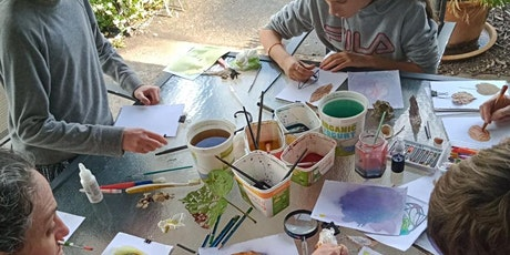 Create a Nature Journal with Megan Forward tickets