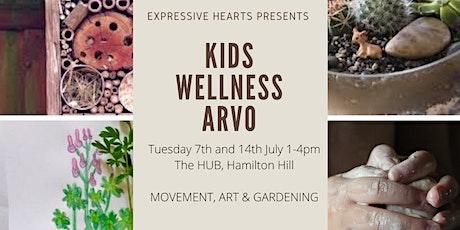 Wellness for Kids Arvo tickets