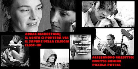 WORKSHOP CON ALESSANDRO ROSSETTO, REGISTA E SCENEGGIATORE biglietti