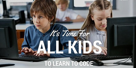 Kids Coding Workshop at Blacktown- Learn CSS First /Scratch  (5-9 years) tickets