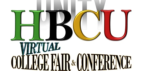 HBCU VIRTUAL COLLEGE FAIR & CONFERENCE (UNITY) tickets