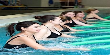 Pregnancy Aquarobics 22nd July 2020 tickets