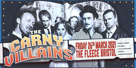 The Carny Villains tickets