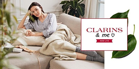 Clarins & Me tickets
