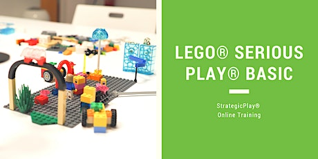 Lego® Serious Play® Online Basic Training – Juli 2020 Tickets