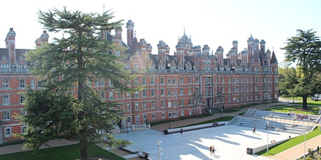Royal Holloway- July Campus Visits tickets