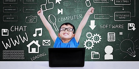 Kids Coding Programs - Learn CSS First /Scratch Programs (5-9 years ) tickets