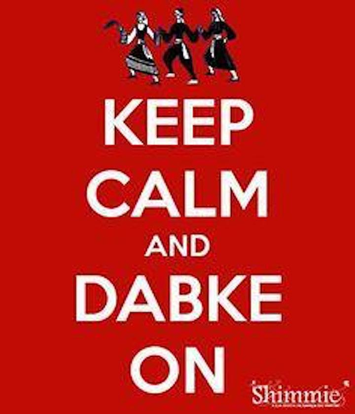 DABKE DANCE: A SYMBOL OF LOVE, LIFE, AND STRUGGLE image