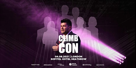 CLIMBCON 2021 - The Fastest Growing Business Summit tickets