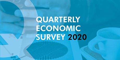 Free Quarterly Economic Survey Q2 Briefing tickets