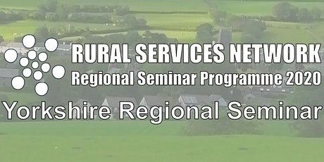 Yorkshire & the Humber Regional Seminar tickets
