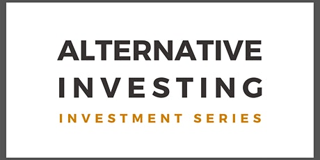 Alternative Investing - Alternative Asset Classes tickets