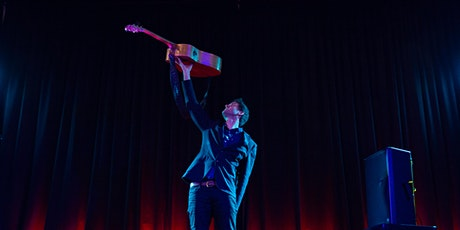 WHAKATANE - Daniel Champagne LIVE at The Little Theatre (War Memorial Hall) tickets