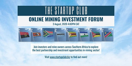 Online Mining Investment Forum tickets