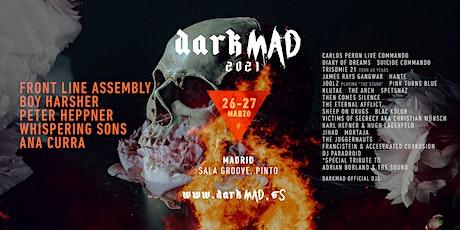 DarkMAD  26 y 27 Marzo, 2021 tickets