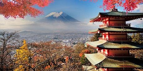 Soirée Internationale - privilège Japon - ven 18 sept billets