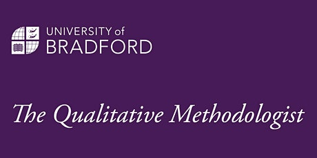 The Qualitative Methodologist: The Basics of Qual Research tickets